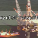 History of oil transportation at sea