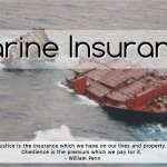 Marine Insurance – Principle, Types and Elements