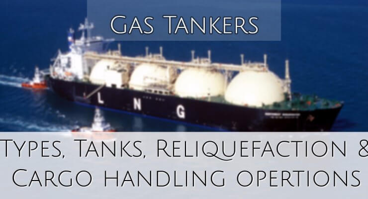 Gas Tanker Types