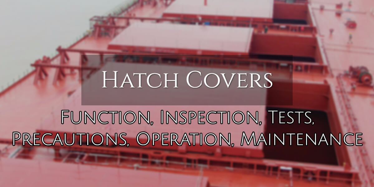 Hatch Covers Cover