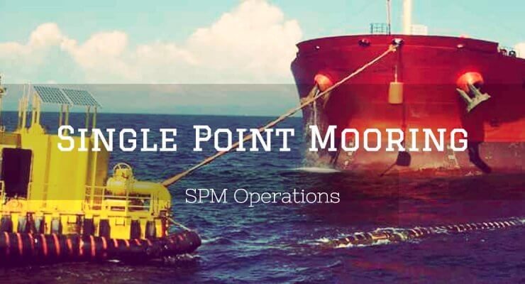 SPM (Single Point Mooring) or SBM Operations