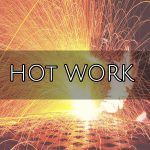 Hot work on ships
