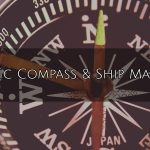 Magnetic Compass & Ship Magnetism – Simplified Explanation