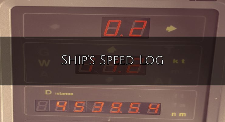 Ship's Log and Log Distance