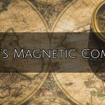 Ship's magnetic compass